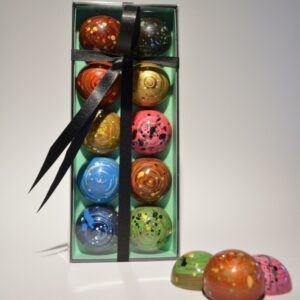 Picasso Bonbons van Puur IJs & Chocolade Heerenveen